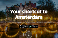 De beste evenementen in Amsterdam in één app! afbeelding