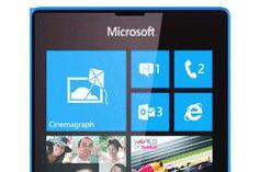 Eerste Lumia van Microsoft opgedoken afbeelding
