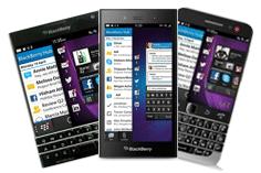 Blackberry Passport,Z3 en Classic bevestigd afbeelding