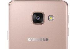 Samsung Galaxy A3 2016 Rose Gold afbeelding