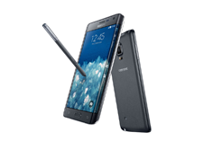 Galaxy Note Edge nu te koop in Japan afbeelding
