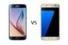 Galaxy S7 tegenover de Galaxy S6, wat zijn de verschillen afbeelding