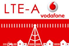 Vodafone Nederland biedt LTE-A 4G+ aan afbeelding