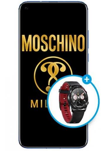 Honor V20 MOSCHINO 8GB 256GB Black