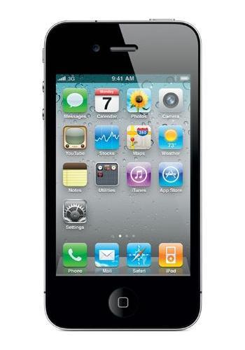 Apple iPhone 4S 64GB Black