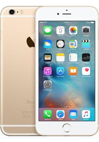 Apple iPhone 6s Plus 128GB 128GB Gold T-Mobile