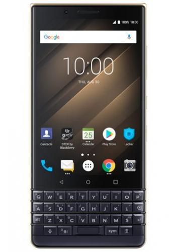 BlackBerry KEY2 LE Dual-SIM Smartphone 11.4 cm (4.5 inch) 1.8 GHz Octa Core 64 GB 13 Mpix Android 8.1 Oreo Blauw