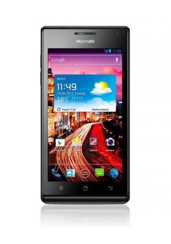 Huawei Ascend P1 Black