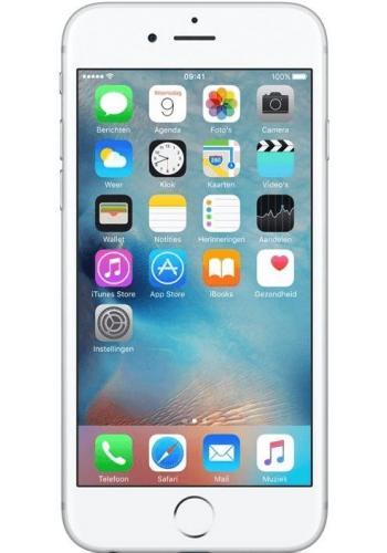 iPhone 6s 16GB Zilver (1 jaar garantie)