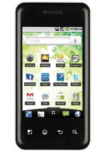 LG E720 Optimus Chic Black