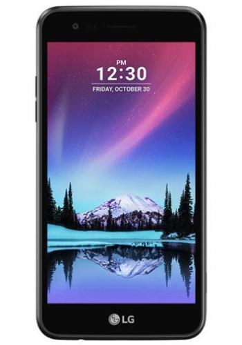 LG K4 2017 Dual SIM 8GB Black