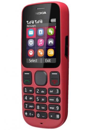 Nokia 101 (Dual Sim) Coral Red