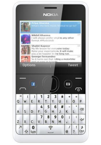 Nokia 210 White Qwerty