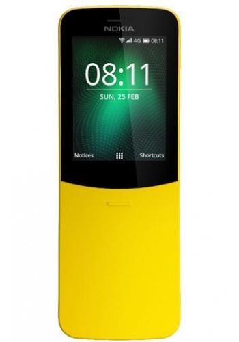 Nokia 8110 - 4GB - Geel Geel