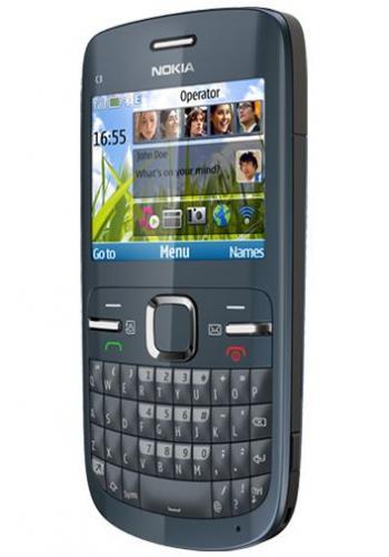 Nokia C3-00 Black