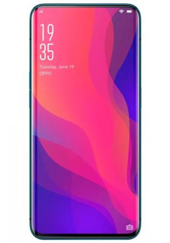 Oppo OPPO Find X 6.42 Inch 8GB 128GB Smartphone Blue 8GB
