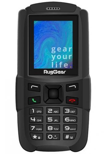RugGear RG129 Black