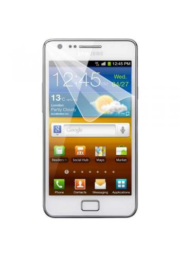 Samsung Galaxy S II + Screen Protector White