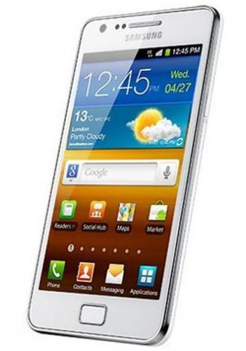 Samsung I9100 Galaxy S II White
