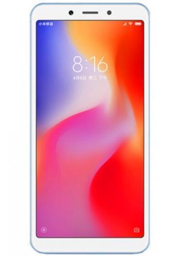 Xiaomi Xiaomi Redmi 6A 5.45 Inch 3GB 32GB Smartphone Blue 32GB
